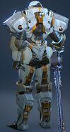 Heavy Power Armor Suit 06