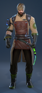 Male Front Alchemist Costumee