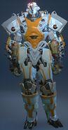 Heavy Power Armor Suit 01