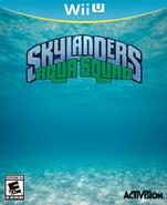 Skylanders Aqua Squad Boxart 2