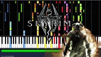 IMPOSSIBLE REMIX - Skyrim Theme