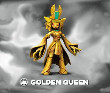 Golden Queen Skylanders Wiki Fandom Powered By Wikia