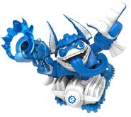 PowerBlue TriggerHappy toy