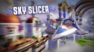 Skylanders SuperChargers - Sky Slicer Preview