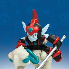 Figura de Fright Rider