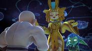 S1E6 Mind Space Stealth Elf Golden Queen Kaos