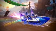 SSC Power Blue SplatterSplasher 2