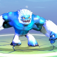 Skylanders slam-bam water element
