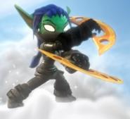 Ninja Stealth Elf Introduction