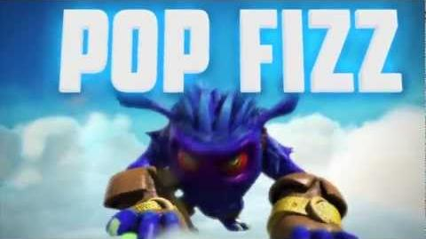 Skylander LC Pop Fizz Official Trailer