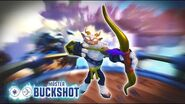 Skylanders Imaginators - Buckshot Soul Gem Preview