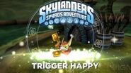 Skylanders Spyro's Adventure Trigger Happy Trailer