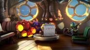 S1E2 Spyro Eruptor Stealth Elf Team Spyro Living Room