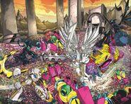 Light in the Dark comic cover