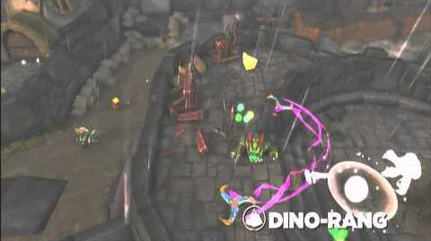 Skylanders Spyro's Adventure - Dino Rang Preview Trailer (Come Rang or Shine)