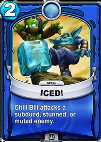 Iced!card