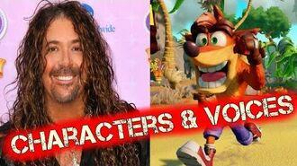 Skylanders Imaginators Quotes & Voice Actors All Characters VoiceActors