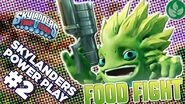 Skylanders Power Play- Food Fight
