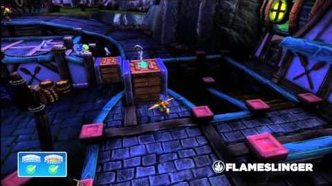 Meet the Skylanders Series 2 Flameslinger