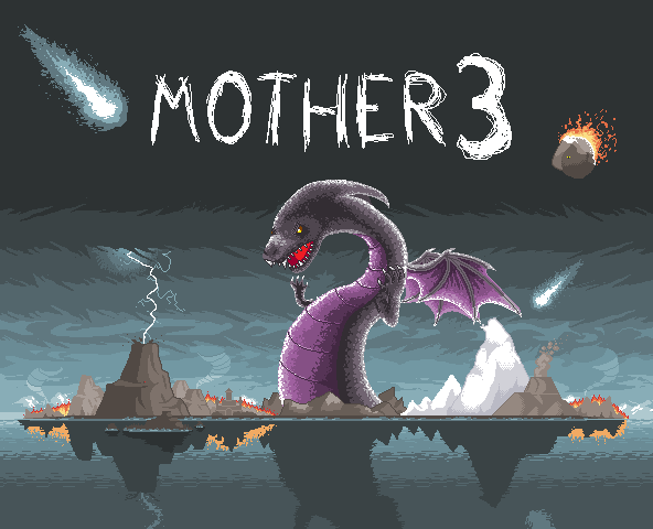 File:The End of Mother 3 by Karzahnii.png