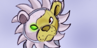 Almost Mecha-Lion