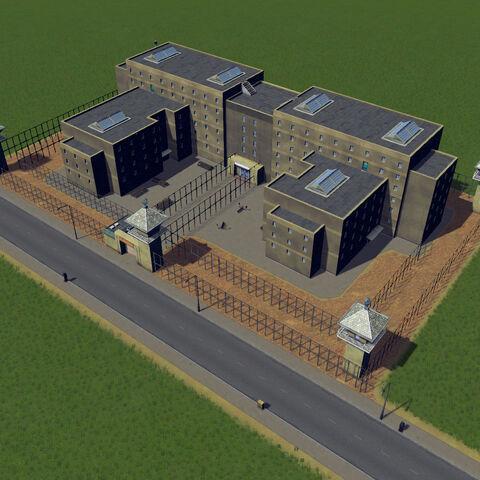 In-game prison