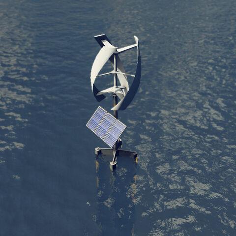 In-game advanced wind turbine