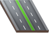 File:Four-lane road with decorative grass.png