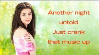 Miranda Cosgrave-ICarly's Dancing Crazy Lyrics