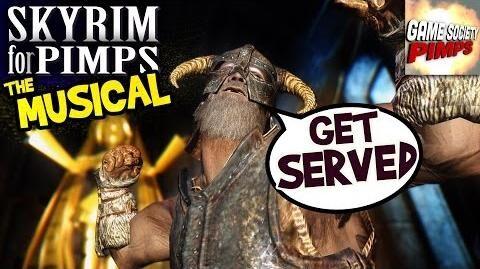 Skyrim for Pimps - Heavy Metal Musical (S6E30) - GameSocietyPimps
