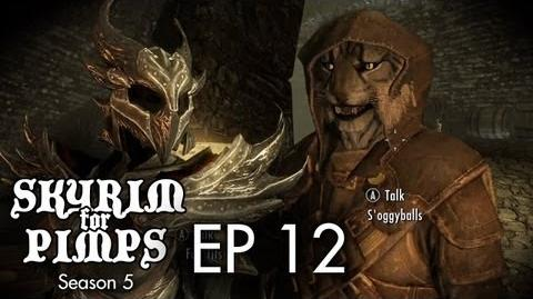 Skyrim For Pimps - When T*ts Met Balls (S5E12) - Walkthrough