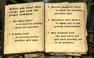 Pancake recipe 3