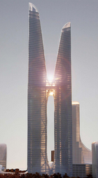 Liansheng Towers