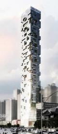 Chongqing River Tower