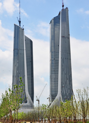 Youth Olympics Center Tower