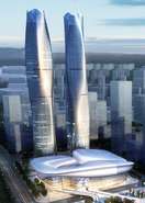 Nanning Center Towers Img3
