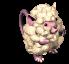 Creepy Sheep FC Battle Stance