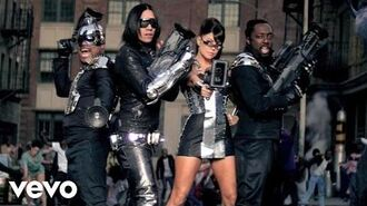 The Black Eyed Peas - Imma Be Rocking That Body