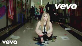 Avril Lavigne - Here's To Never Growing Up