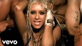 Christina Aguilera - Dirrty ft