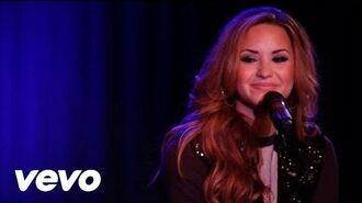 Demi Lovato - Give Your Heart A Break (Live)