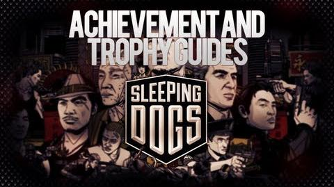 Sleeping Dogs Sharpshooter Achievement Trophy Guide