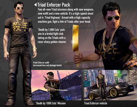 Triad Enforcer Pack