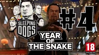 Sleeping Dogs Year Of The Snake DLC Walkthrough Part 4 HD W Commentary