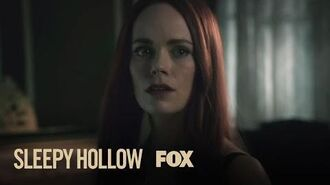 Katrina Is Haunted By The Bloody Man From The Painting Season 2 Ep.13 SLEEPY HOLLOW