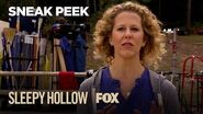 Sneak Peek Ichabod Interrogates The Headless Horseman Season 1 Ep