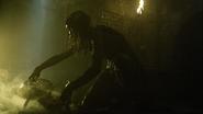 Serilda prepares her bones