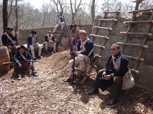 File:Revolutionary War Reenactors.JPG