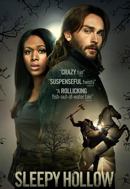 Sleepy Hollow  Temporada 1 y 2  720p  Dual Inglés/Español Latino
