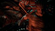 Gorgon confronts Abraham